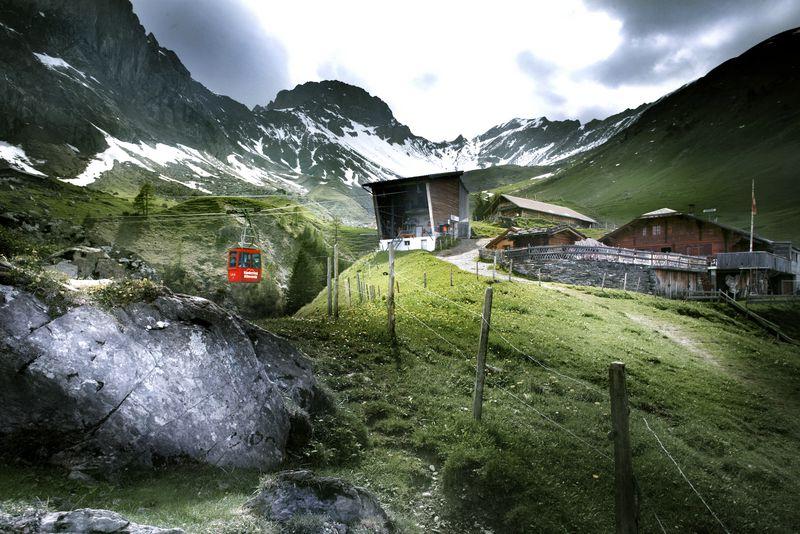 Klettersteig Adelboden : Klettersteig eiger ostegg klettersteige ostegghütte